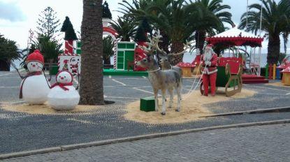 Porto Santo já tem programa de Natal