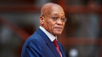 Alto Tribunal da África do Sul obriga Zuma a pagar