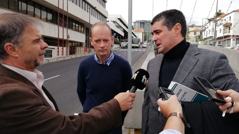Saiba como reagiu o professor hoje ilibado de abuso sexual no Funchal