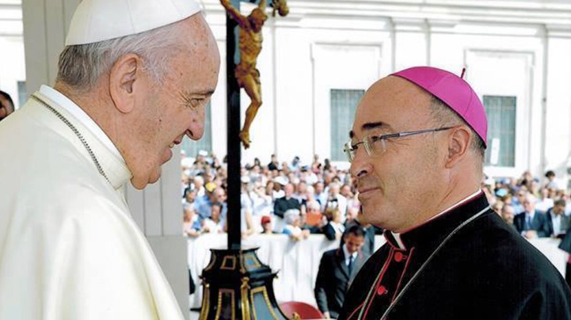 Última Hora: Já há novo bispo do Funchal