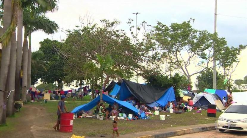 Venezuela: Mais de 5.000 pessoas por dia partem para países vizinhos - ACNUR