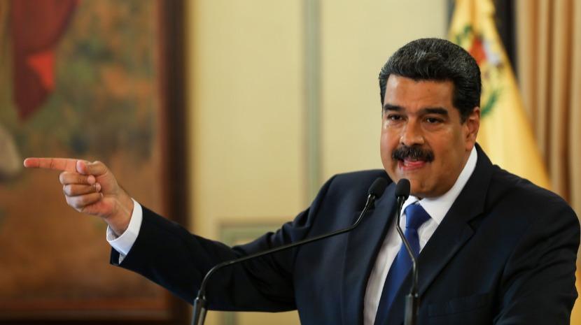 """Venezuela: Maduro diz que vai impedir """"espectáculo"""" da ajuda humanitária dos EUA"""