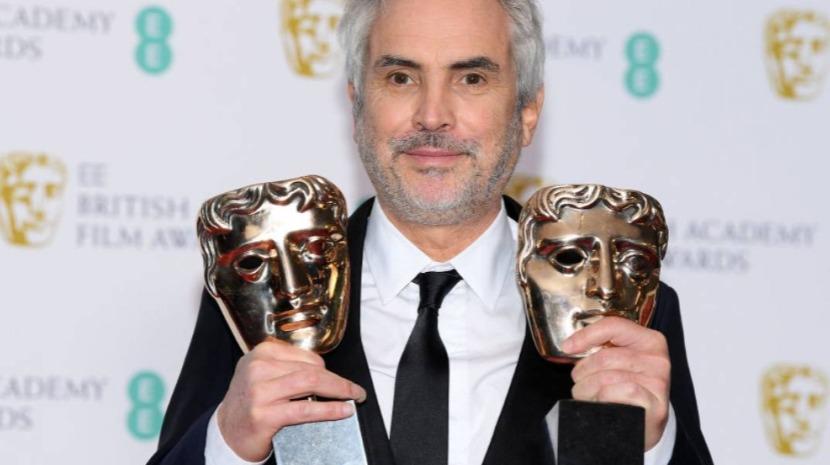 'Roma' sai vencedor em noite de prémios de cinema e televisão BAFTA