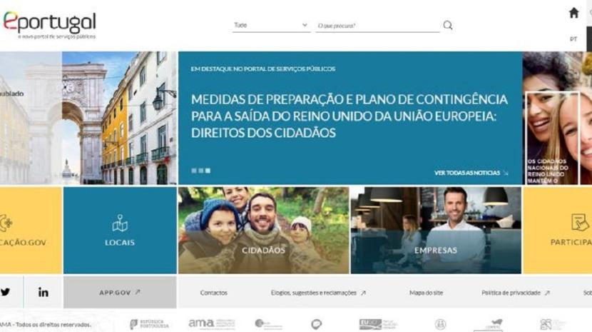 ePortugal, o novo portal que agrega todos os serviços da Administração Pública
