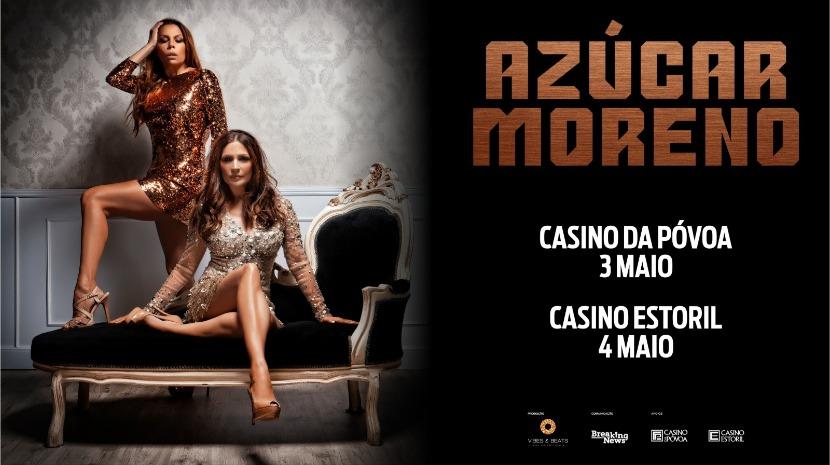 Azúcar Moreno regressam a Portugal para dois concertos