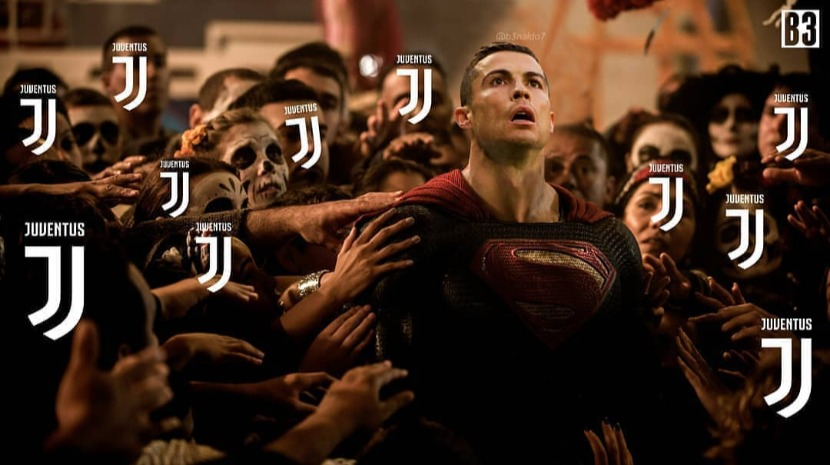CR7 'devorou' o Atl. Madrid e a internet delirou com estas 'memes'