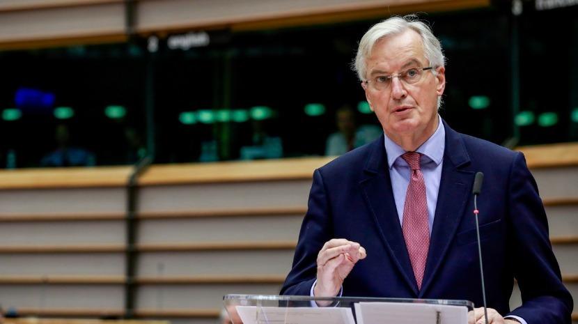 Brexit: Risco de saída sem acordo nunca foi tão elevado, alerta Barnier