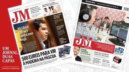 JM -Edição Impressa: Médico Rafael Macedo vai ser suspenso hoje - Desporto: Desporto 'revitaliza' São Vicente