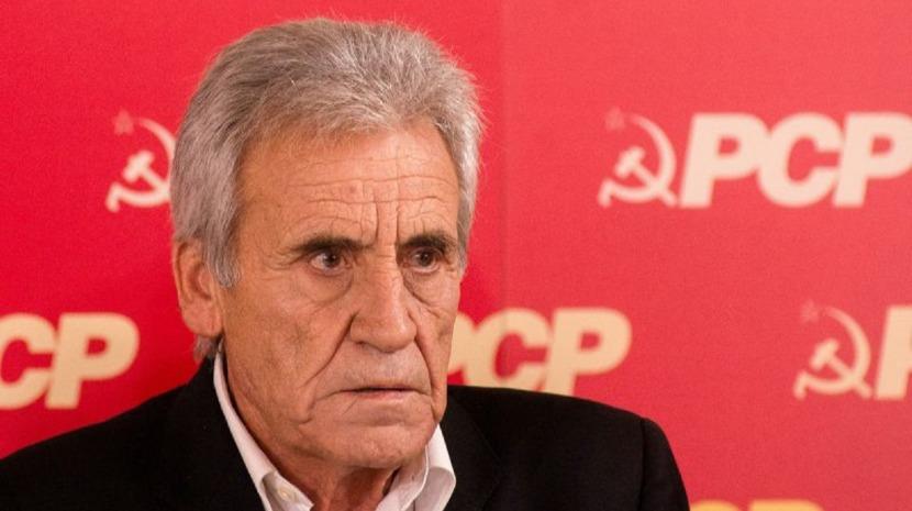 Jerónimo de Sousa em jantar-comício que celebrou aniversário do PCP na Ribeira Brava