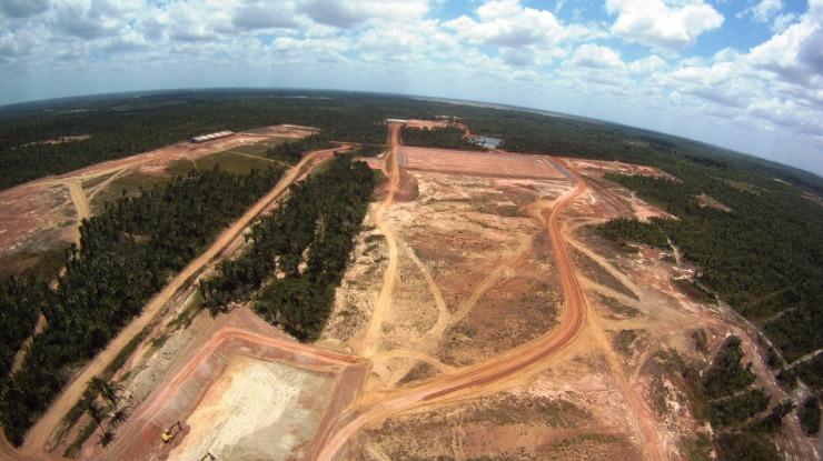 Aterro de resíduos industriais em Azambuja preocupa moradores