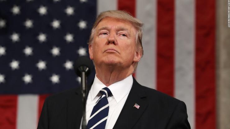 Casa Branca confirma que Donald Trump vai assistir à cimeira da NATO em maio