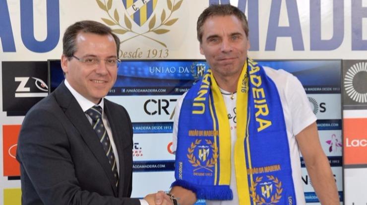 Jorge Casquilha deixa comando técnico do União