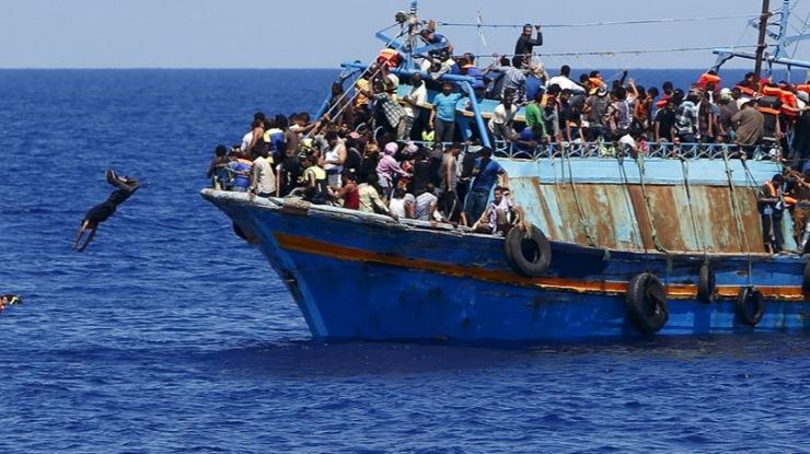 60 mil migrantes chegaram este ano à Europa e já se registaram 1.300 mortes