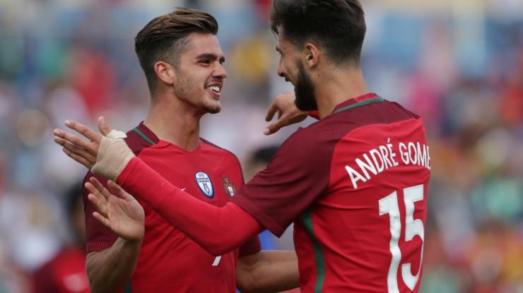 Portugal goleia Chipre em jogo de preparação