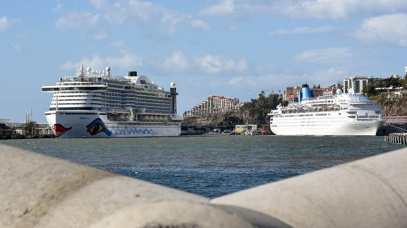 Porto do Funchal cresce em escalas e passageiros no primeiro trimestre