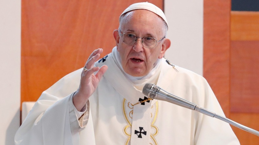 """Papa alerta para a tentação do """"triunfalismo"""" na homilia do Domingo de Ramos"""