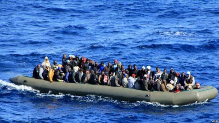 Mais de 8.000 migrantes socorridos em 48 horas