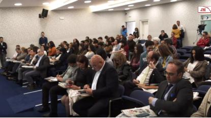 """Jornadas 2019: Ligação entre as Ginjas e o Paul da Serra será """"um plano b"""" no transporte de doentes  (vídeo)"""