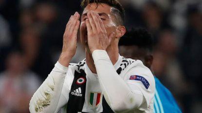 Juventus paga Ronaldo em dois anos