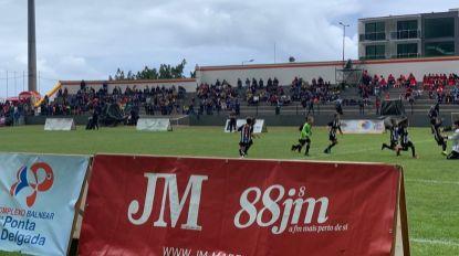 São Vicente Cup: primeira final é entre Nacional e Andorinha