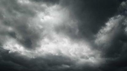 Tempo: céu nublado e possibilidade de aguaceiros