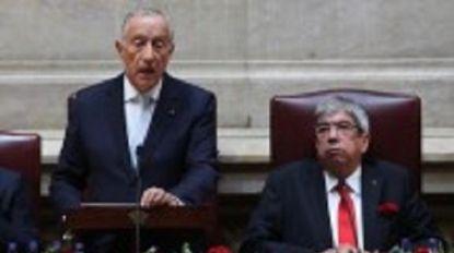 """25 Abril: Presidente da República pede """"mais ambição"""" para resolver problemas"""