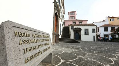 Funcionária hospitalizada após queda no Funchal