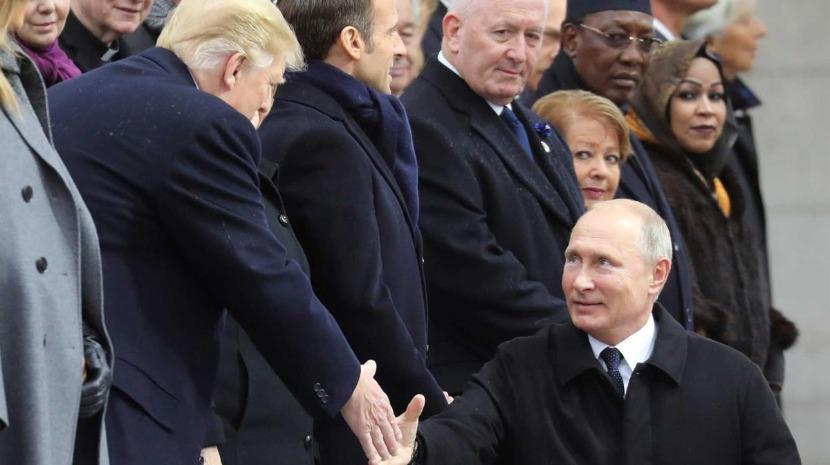 Trump vai reunir-se com Putin e Xi na cimeira do G20 no Japão