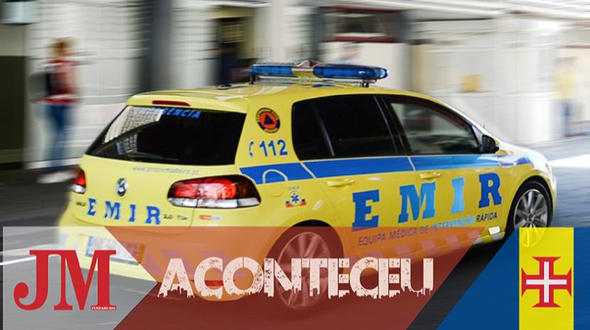 Homem morre em obra no Funchal devido a doença súbita