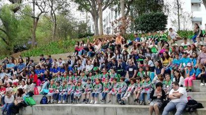 Festa nos Jardins de Santa Luzia junta 250 crianças