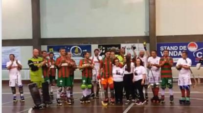 Estreito e Marítimo homenageiam Dinarte Marques (c/ vídeo)