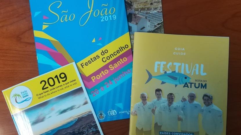 Quatro programas apresentados no Porto Santo