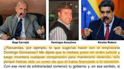 Antigo chefe da 'Inteligência' denuncia Maduro na prisão de empresário madeirense