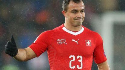 """Liga das Nações: Shaqiri diz que Suíça quer """"aprender"""" com derrota frente a Portugal"""