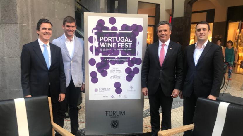Portugal Wine Fest a 28 e 29 de junho no Forum Madeira