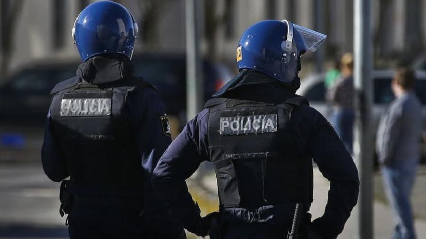 Doze detidos e oito feridos no balanço final da PSP à Liga das Nações