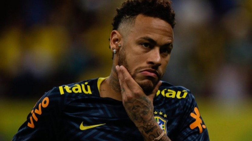 Neymar poderá ser julgado por violência doméstica