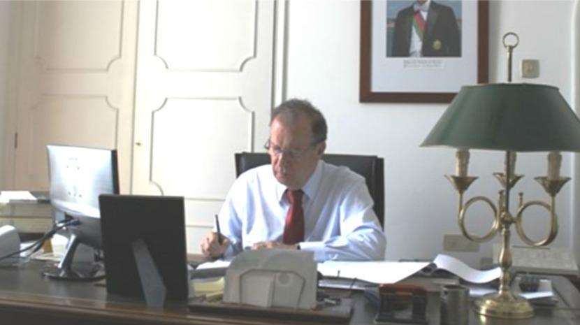 Ireneu Barreto promulgou diploma relativo às instalações elétricas