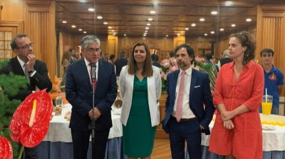 Vasconcelos visitou Assembleia da República a convite dos deputados do PSD-Madeira
