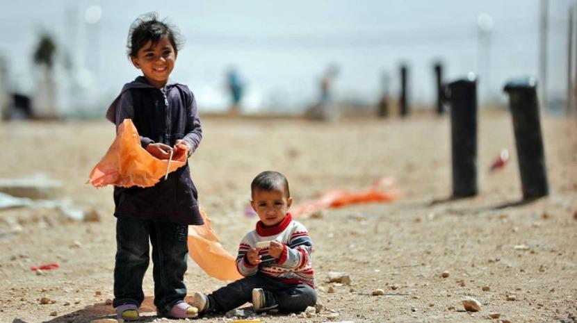 O mundo já tem mais de 70 milhões de pessoas deslocadas