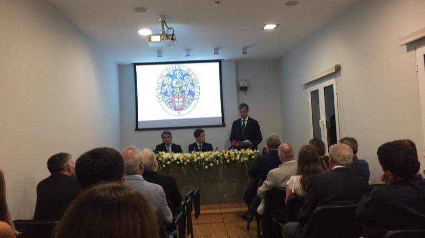 Ordem dos Médicos: Sucessor critica renúncia de António Pedro Freitas