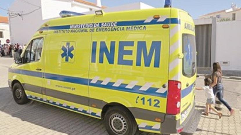 Homem morre num acidente com um trator em Sever do Vouga