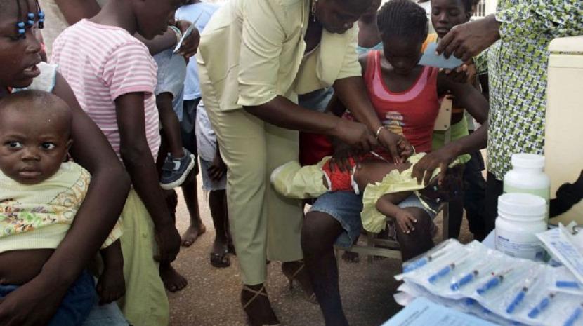 Mais de 100 crianças morreram no espaço de dois meses vítimas de sarampo na RDCongo