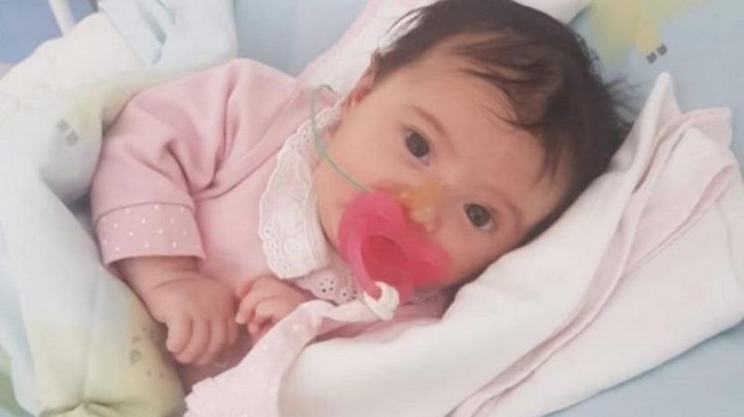 """""""Médicos falaram numa possível alta"""", revelam os pais da bebé Matilde"""