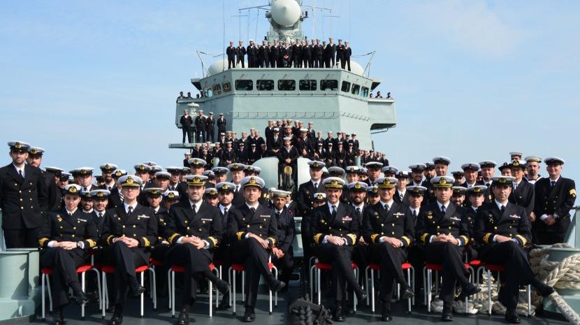 Navio da Marinha regressa a Lisboa antes de iniciar missão na NATO