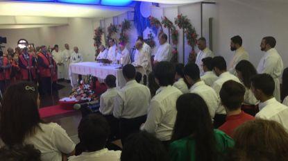 Vídeo mostra celebrações na Paróquia da Ribeira Seca