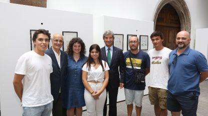 Tranquada Gomes recebe grupo de artes visuais da APEL