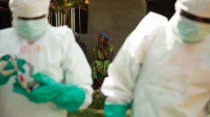 Ébola: OMS decreta estado de emergência na RDCongo