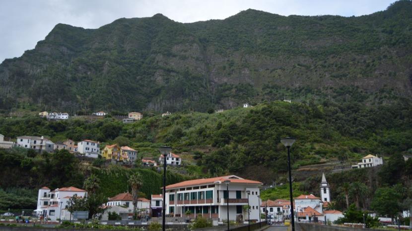 Caminho Agrícola do Miradouro, em São Vicente, inaugurado a 23 de julho
