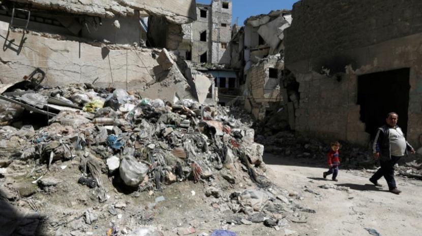 Síria: Pelo menos 19 mortos em ataques russos contra mercado na região noroeste
